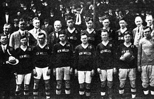 Ben Millers - The Ben Millers team of 1920.