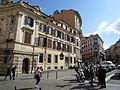 Benvenuto Cellini plaque - Palazzo del Banco di Santo Spirito 31 Via Del Banco di Santo Spirito.jpg