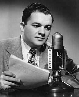 Bern Bennett American radio and television announcer (1921–2014)