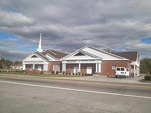 Bethany Baptist Church (South Norfolk) - Built in 1996. Addition 2008.