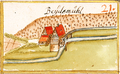 Beutenmühle, abgeg. bei Steinheim an der Murr, Andreas Kieser.png