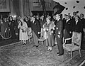 Bezoek President Coty aan Rotterdam, ontvangst Stadhuis, Bestanddeelnr 906-6155.jpg