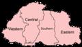 Bhutan zones english.png