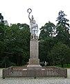 Białystok - pomnik 42. Pułku Piechoty (2008).jpg