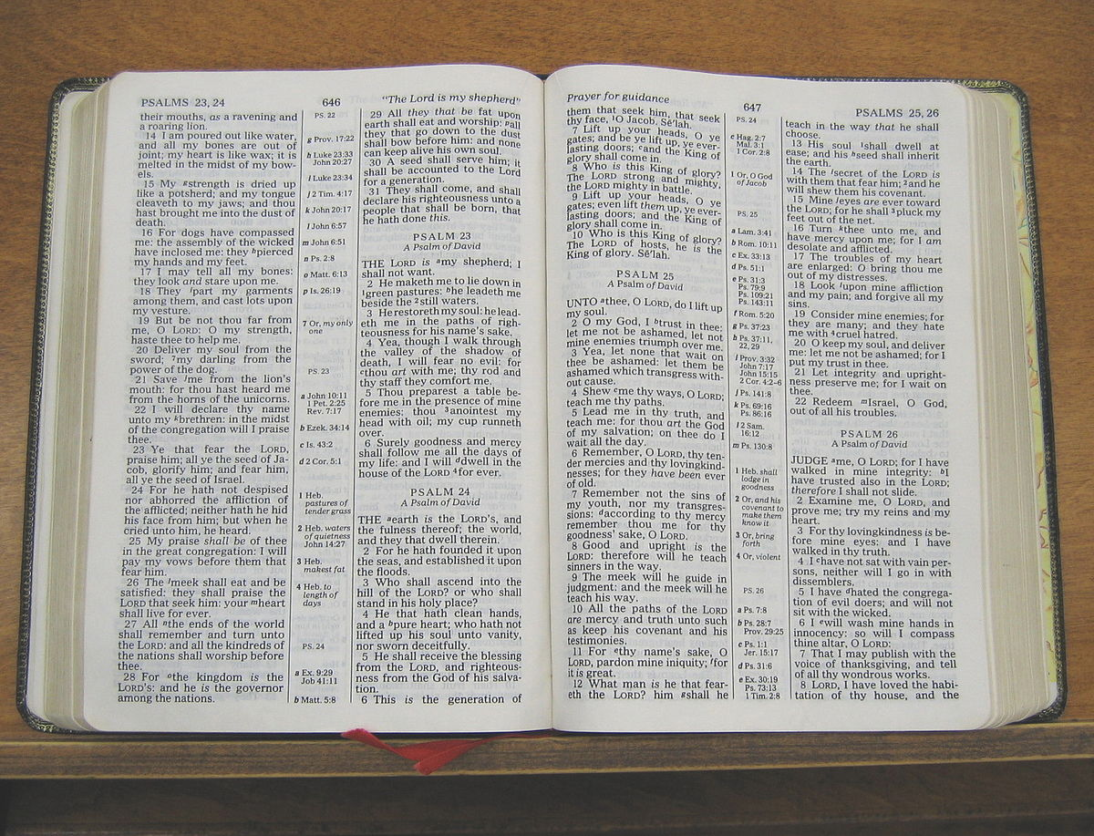 Psalm 24 - Wikipedia