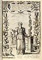 Biblia Sacra, quid in hac editione a theologis Lovaniensibus praestitum sit, eorum praefatio indicat. Antwerp - Christophe Plantin, 1583; Exodus XXVIII - illustration.jpg