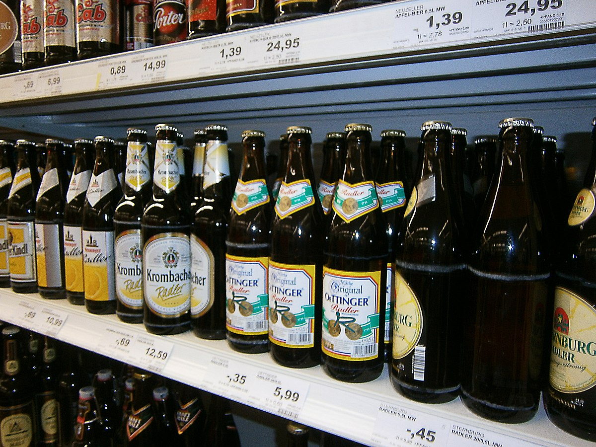 Biermischgetränk – Wikipedia