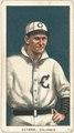 Bill Clymer, Columbus Team, baseball card portrait LCCN2008676931.tif