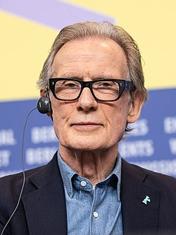 Bill Nighy i februari 2020.