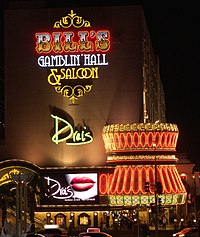 Bill's Gamblin' Hall and Saloon