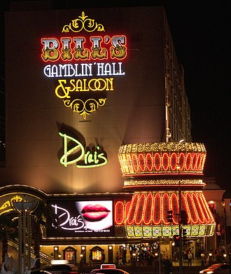 The Cromwell Las Vegas - Bill's Gamblin Hall and Saloon in 2007