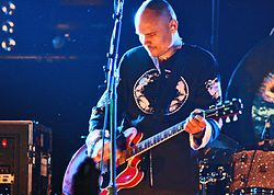 Billy Corgan nel 2011