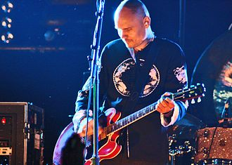 Billy Corgan - Billy Corgan in 2010