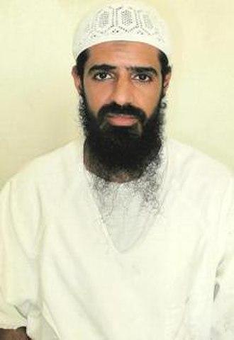 Walid bin Attash - Image: Bin Attash