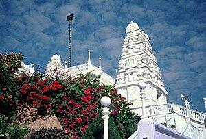 Temples of Telangana - Birla Mandir in Hyderabad