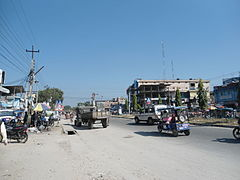 Birtamode city of jhapa district.JPG