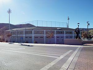 Warren Ballpark - Historic Warren Ballpark built in 1909