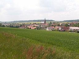 Bischbrunn von Norden