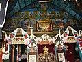Biserica de lemn din poiana Botizii-interioare (10).JPG