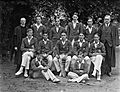 Bishop Foy School, Waterford, cricket group - commissioned by Rev. Mr. Seymore (28327624471).jpg
