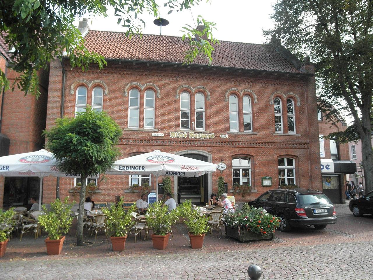 Cafe Bistro Deutsch Franz Ef Bf Bdsisch Ziemlich Neu In Neuk Ef Bf Bdlln