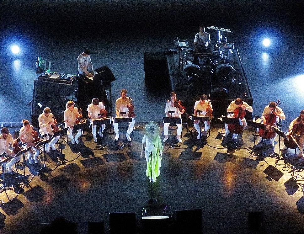 Björk @ New York City Center