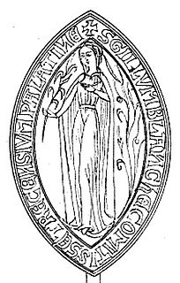 Blanche of Navarre, Countess of Champagne Spanish noblewoman