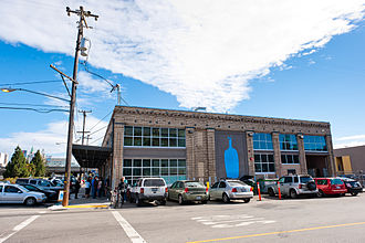 Blue Bottle Coffee - Blue Bottle's facility in Oakland