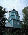 Blue church tower in Peski.jpg