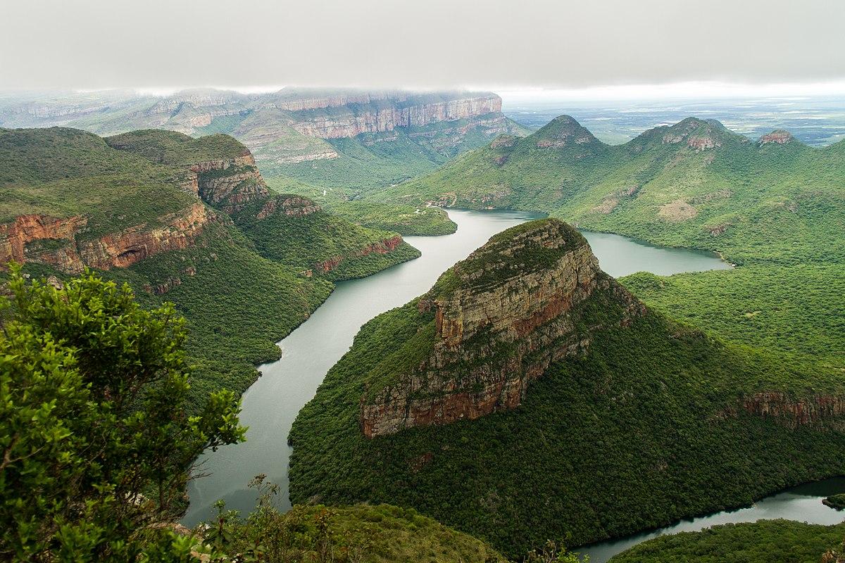 Blyde River Canyon - Wikipedia