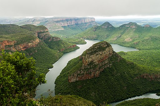 Blyde River Canyon Panorama 2013