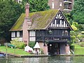 Boathouse, Goring-on-Thames - geograph.org.uk - 915026.jpg