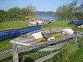 Boats at Barroe North - geograph.org.uk - 798298.jpg