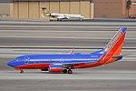 Boeing 737-7H4(w) 'N484WN' Southwest (28869323206).jpg