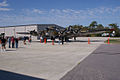 Boeing B-17G-85-DL Flying Fortress Nine-O-Nine Setup CFatKAM 09Feb2011 (14980815001).jpg