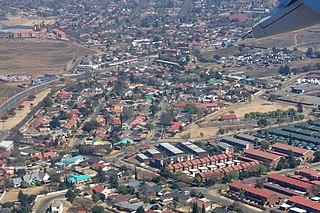 Boksburg Place in Gauteng, South Africa