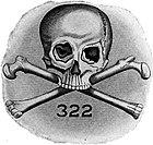 Insignia de los Skull & Bones