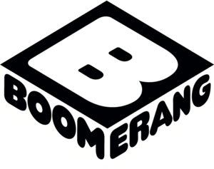 Boomerang (UK & Ireland) - Image: Boomerang tv logo