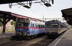 tåg hindås göteborg