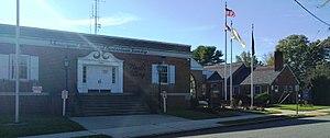 Bordentown Township, New Jersey - Municipal Building of Bordentown Township
