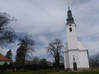 Borovo, Croatia Municipality in Podunavlje, Croatia