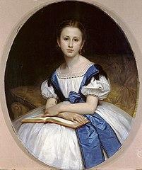 Portrait de Mlle. Brissac