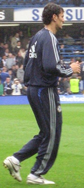 Khalid Boulahrouz - Boulahrouz with Chelsea