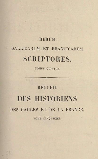 File:Bouquet - Recueil des Historiens des Gaules et de la France, 5.djvu