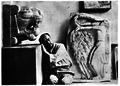 Bourdelle asleep Paris Studio.png