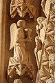 Bourges (18) Cathédrale Saint-Étienne - Extérieur - Portail Saint-Ursin - 34.jpg