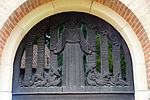 Bournville St Francis William Bloye tympanum.jpg