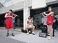 Boy, Dabao Lin and Lily Cao playing 20200704c.jpg