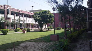 King Edward Medical University - C-Block, Boys Hostel KEMU