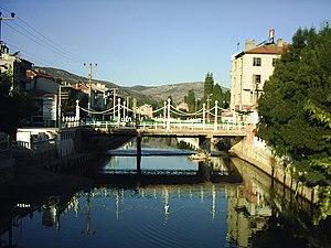 Bozkır - A scene from Bozkır